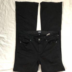 Paige Skyline Boot Jeans Sz 30